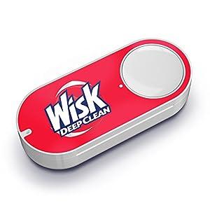Wisk Deep Clean Dash Button by Amazon