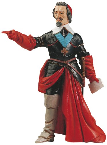 Papo Cardinal Richelieu Figurine