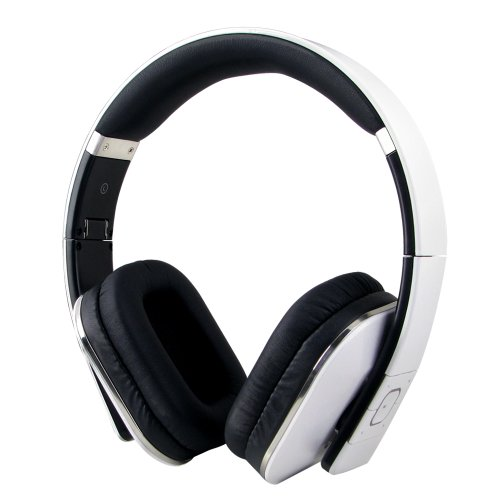Micro casque August EP650 Blanc – Bluetooth 4.0