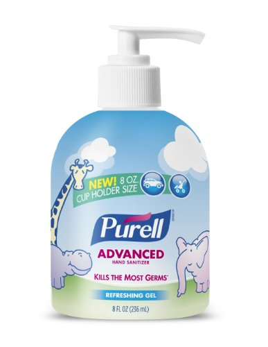 Purell Baby Bottle, 8 Fluid Ounce front-966568