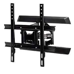 Flashstar TV Wandhalterung Vollbeweglich, 81 - 119 cm (32 - 47 Zoll), max. 30 kg, Schwarz - exklusiv bei Amazon.de