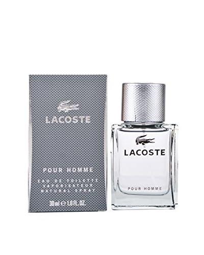 Lacoste Men's Lacoste Pour Homme Eau de Toilette Spray, 1 fl. oz.