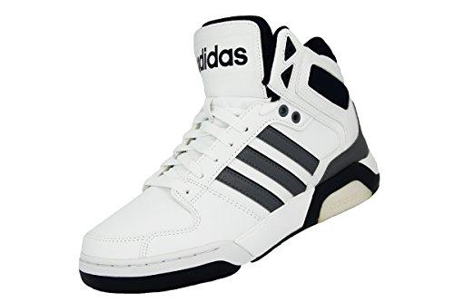 adidas Neo BB9TIS Scarpe Moda Sneakers Bianco per Uomo