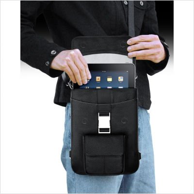 Leather iPad 2 bag