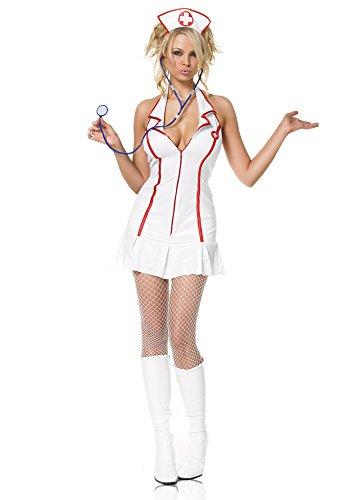 Krankenschwester Kostüm, 1 Stück