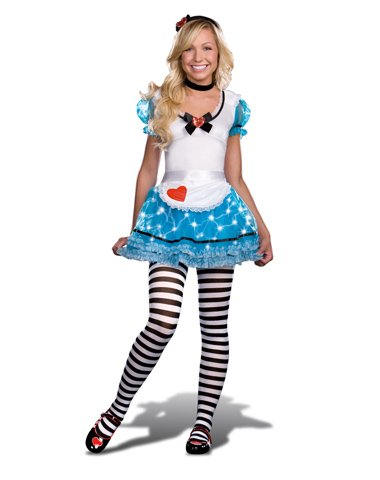 Wonderland's De-Light Costume - Teen Medium