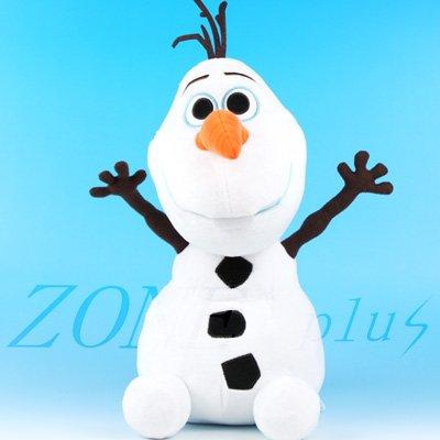Disney アナと雪の女王 オラフ ぬいぐるみ 約 全長37cm (Cタイプ:にっこりオラフ)