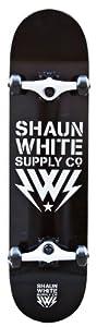 Shaun White Supply Co. Core Complete - Logo White
