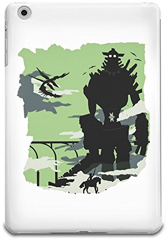 [Silhouette Of The Colossus iPad Mini/Mini 2 Case Cover| Custom Printed Hard Plastic Case| Keep Your Valuable iPad Mini/Mini 2 Shock & Dust Proof| Perfect Snug Fit| Custom Tablet Cases By Bang] (Halo Spartan Suit For Sale)