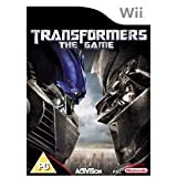 echange, troc Transformers: The Game (Wii) [Import UK]