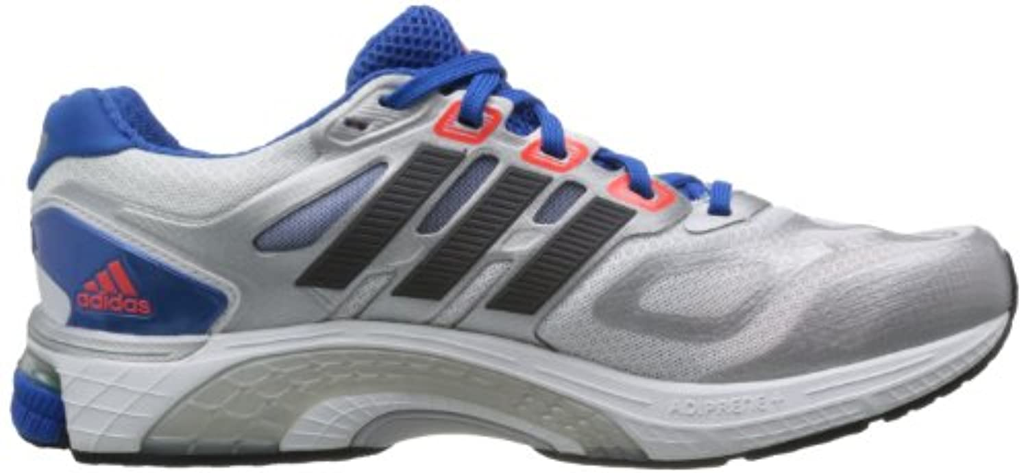 Adidas Supernova Sequence 6 Running Shoes - 10 - Silver