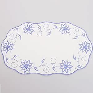 "Amazon.com : Table Napkin ""Winter Flowers"" : Other Products"