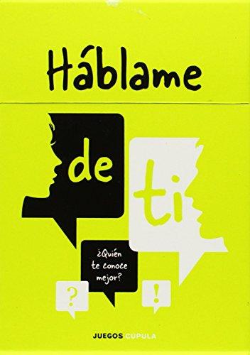 Háblame De Ti (Juegos (cupula))