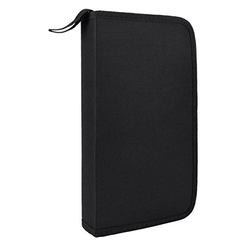 fore-classic-legend-cd-dvd-blu-ray-dics-80pcs-wallet-case-for-cd-dvd-carrying-storage-made-of-oxford