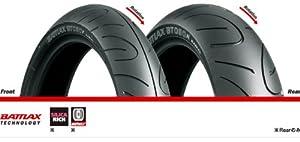 BRIDGESTONE(ブリヂストン) バイク用タイヤ BT090 G (REAR) 140/70R17 66HW MCR02010