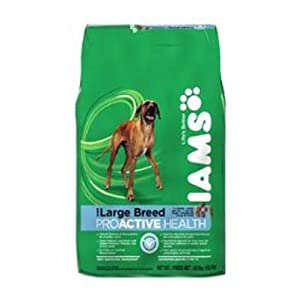 Iams Large Breed Adult Dog Food