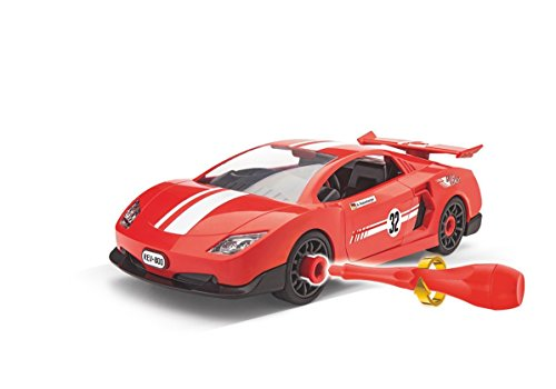 Revell Junior Race Car Model Kit, Red (Model A Car compare prices)