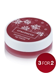 Natures Extracts Cranberry Lip Balm 12g