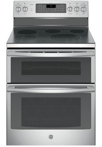 electric smoothtop double oven range convection review best ranges