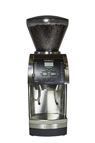 Baratza-Vario-886-Flat-Ceramic-Burr-Coffee-Grinder-with-Portaholder-and-Bin