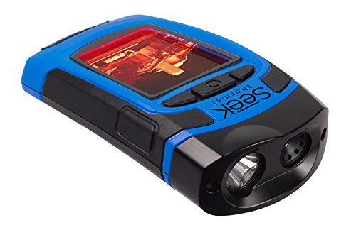 Seek-Thermal-Reveal-Tragbare-Wrmebildkamera-mit-Integriertem-Hochleistungs-LED-Licht-mit-300-Lumen