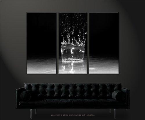 Interni Casa: Splash Quadri moderni intelaiati - pronti da ...