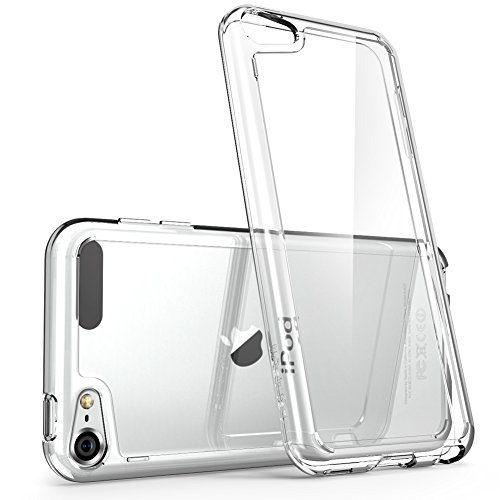 iPod Touch 6th Generation Case, [Scratch Resistant] i-Blason **Clear** [Halo...