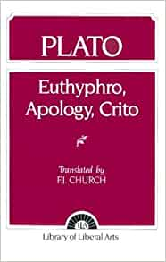 A review of euthyphro a book by plato