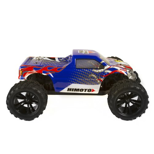 Himoto Racing 1/10 Bowie 4Wd Rtr Rc Monster Truck