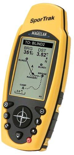 Magellan SporTrak Water Resistant Hiking GPS