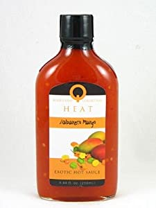 Blair Q Heat Habanero Mango Bottle 67 Fl Oz from AmericanSpice.com