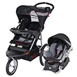 Online Gym Shops CB15114 Baby Trend Expedition LX Travel System with Adjustable Canopy - Millennium