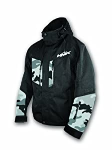 HMK Men's 3-in-1 Maverick Jacket (Camo, Large)