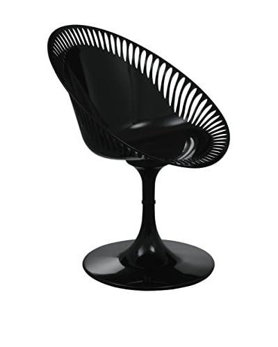 Premier Housewares stoel 2402506 zwart