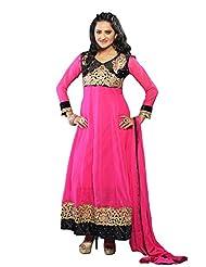 Vibes Designer Pure Georgette Dress Materials V188-1005 A