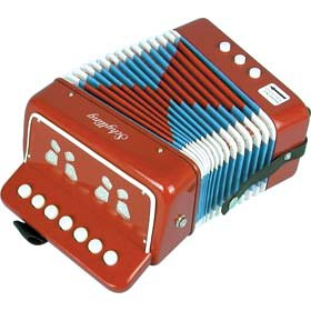 Tobar Accordion Musical Instruments ToyP