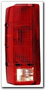 TAIL LIGHT LENS -- RIGHT -- FORD P-UP