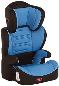 Piku NI20.6001 - Silla de coche, grupos 2/3 (15-36 kg, 3-12 años), color azul cielo en BebeHogar.com