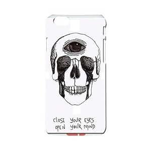 BLUEDIO Designer 3D Printed Back case cover for Apple Iphone 6/ 6s - G4910
