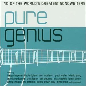 Eric Clapton - Pure Genius Vol.1: 40 of the World