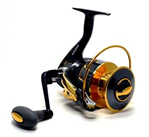 SA6000 10+1 Ball Bearings Aluminum Spool Saltwater Spinning Fishing Reel FR230 by HOOSS
