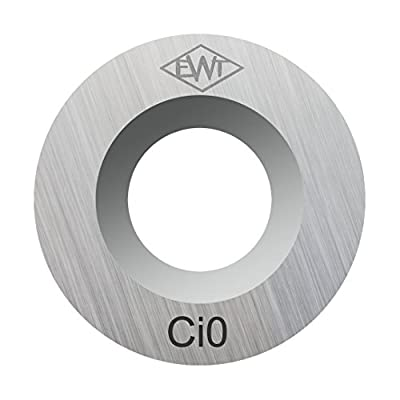 Authentic Easy Wood Tools Ci0 Round Carbide Replacement Cutter for Full and Pro Size Finishers Lathe Woodturning Tools Ci0 from EASY WOOD TOOLS