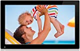 Nixplay Original 18.5 inch WiFi Cloud Digital Photo Frame. iPhone & Android App - Email - Facebook - Dropbox - Instagram - Picasa (W18A)