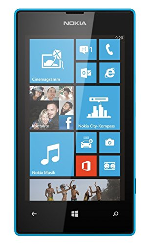 Nokia Lumia 520 Quad-Band Gsm Unlocked Smartphone - Blue