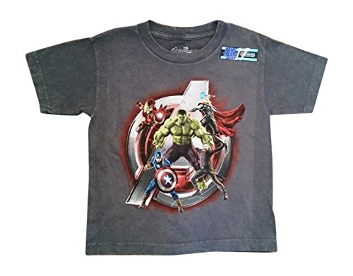 Marvel Avengers Age of Ultron Boys' Cast T-Shirt