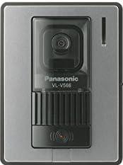 Panasonic どこでもドアホン テレビドアホン (カメラ玄関子機+モニター親機 各1台のセット) VL-SV18K