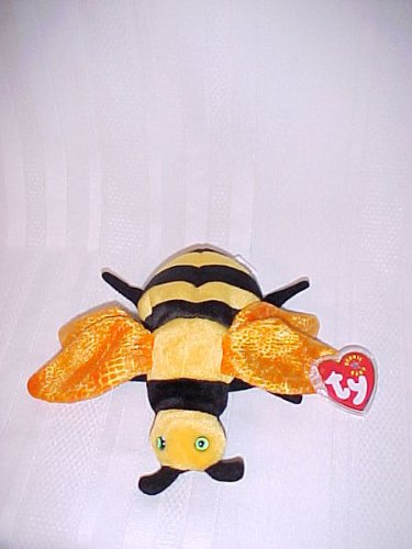 Ty Beanie Babies Buzzie the Bumble Bee
