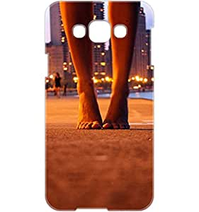 a AND b Designer Printed Mobile Back Cover / Back Case For Samsung Galaxy E7 (SG_E7_3D_2260)