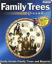 Family Trees Quick & Easy 6