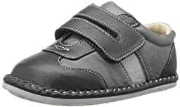 See Kai Run Watson Sneaker (Infant/Toddler/Big Kid),Black,5 M US Toddler